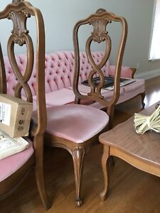 Provincial Chairs For Sale