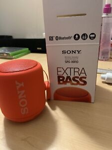 Sony Bluetooth Waterproof Speaker