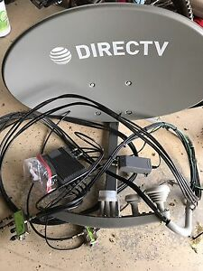 Direct Tv HD dish