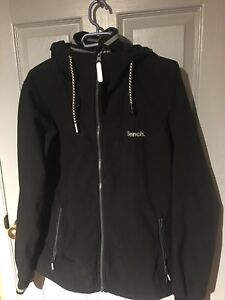 Bench Jacket (shell) - Size Small