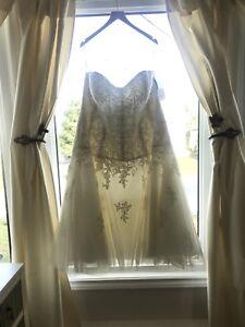 Oleg Cassini Wedding Dress - Plus Size - NWT