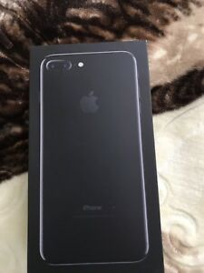 iPhone 7 Plus 128GB Flat Black Unlocked