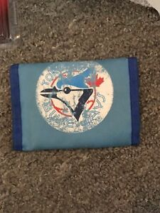 Vintage blue jays wallet