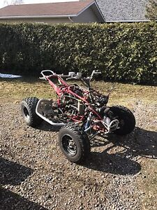 2007 Yamaha YFZ 450 Special Edition *Project*
