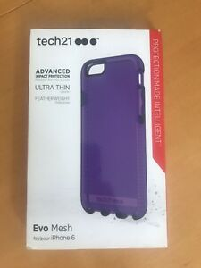 Tec21 iPhone 6, 6s case brand new never used
