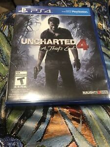 Uncharged 4 - PS4