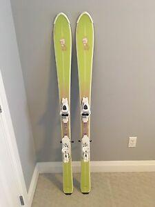 Solomon Ski Package!