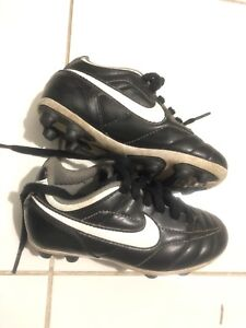 Toddler size 8 cleats