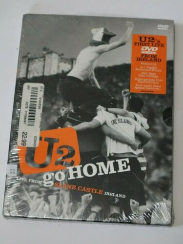 U2 GO HOME LIVE FROM SLANE CASTLE IRELAND BRAND NEW/SEALED DVD