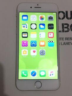 Iphone6 128gb  unlocked gold  colour