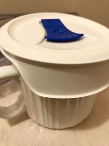 Corning wear dishwasher microwave soup container $2 retail$9.99
