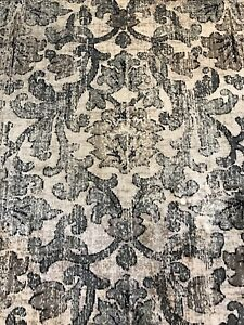 Art silk area rug