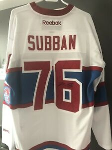 huge discount 0e612 81b70 Jersey Pk Subban | Kijiji in Ontario. - Buy, Sell & Save ...
