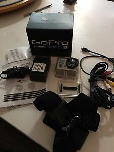 Go Pro HD Hero 960 Camera w/ 8GB SD, New Charger