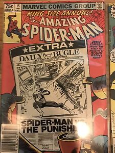 15 Old and Awesome Spider-Man Comics!
