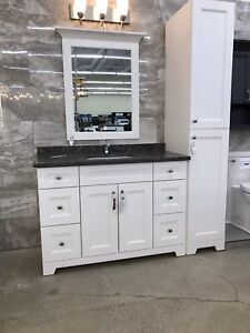 Largest Selection of Bathroom Vanities