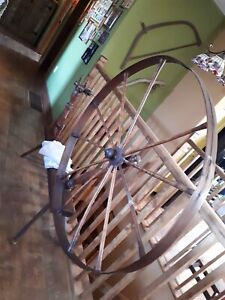 Big spinning wheel for sale!