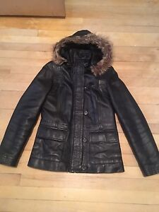 Danier Leather  Coat Size 4/6
