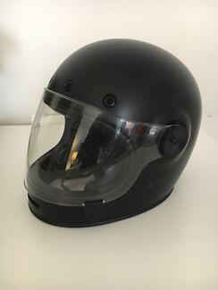 Bell Bullitt Fullface Road Motorcycle Helmer