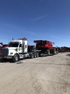 Specialize in Farm & Construction Hauling.