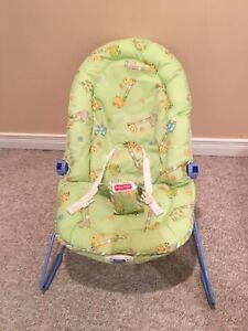 Fisher Price Bouncy Chair *in good condition*