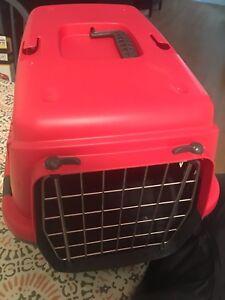 Cage pour chat ou très petit chien!