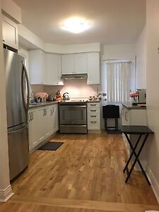 Immediate 4 1/2 Sublease Available-Nice Apartment!!