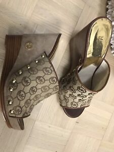 Michael kors sandals shoes heels  sandales 7.5