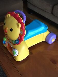 Fisher price walker/ride on toy