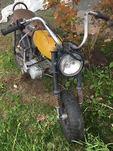 Mini moto kaw 150$