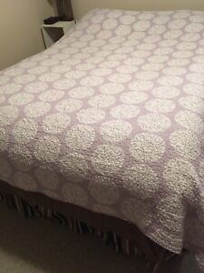 Quilted Bed Set