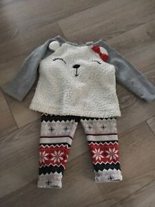 Gymboree Christmas outfit 12-18 months