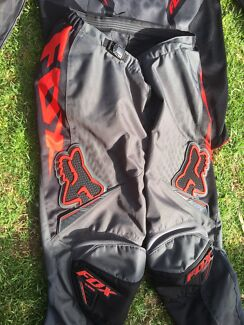 Fox motocross clothing