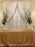 Affordable Wedding Decor & Florals Package