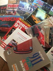 Porsche and Corvette books