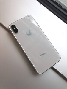 iPhone X 64GB Débloqué/Unlocked