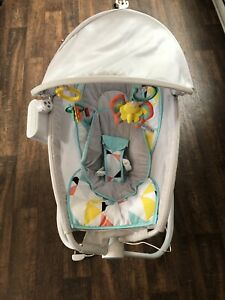 Fisher price rock and play automatic rocker