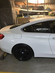 2014 BMW 420d, 12 months rego left, price reduced to 41000