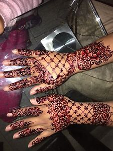 Mehndi HENNA SERVICES-INHOME SERVICES AVAILABLE Bankstown Bankstown Area Preview