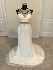 Badgley Mischka Breathtaking gown! TAGS ATTACHED! PRICE DROP