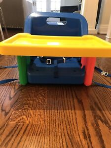 Safety 1st booster/feeding seat