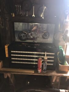 like new tool box west coast choppers