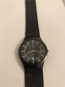 Montre watch skagen