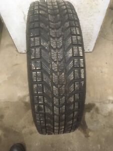 Near new Snow Tires - Winterforce 195/70R14
