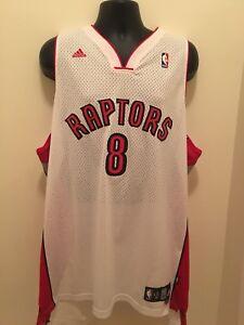Toronto Raptors Jose Calderon Jersey by Adidas