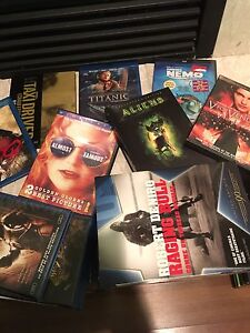 Huge DVD/Blu-Ray Sale! 150+ titles $3 and up!