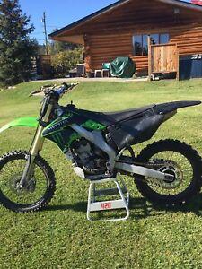 08 Kawasaki 290f