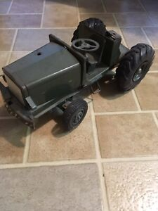 Doepke antique toy tractor