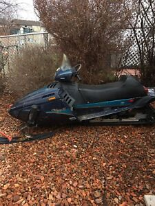Wanted Yamaha sled with blown motor