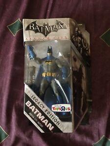 Batman Arkham City Batman Legacy Figure